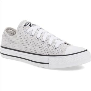 Chuck Taylor All Star Perforated Canvas Sneaker